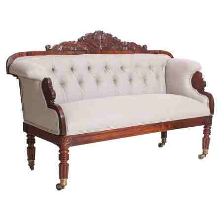 Regency Rosewood Small Childs Sofa