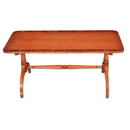 Satinwood Coffee Table