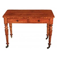 Satinwood Side Hall Table