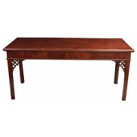 6ft Georgian Mahogany Hall Serving Table