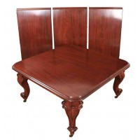 Victorian Mahogany 12ft Extending Dining Table