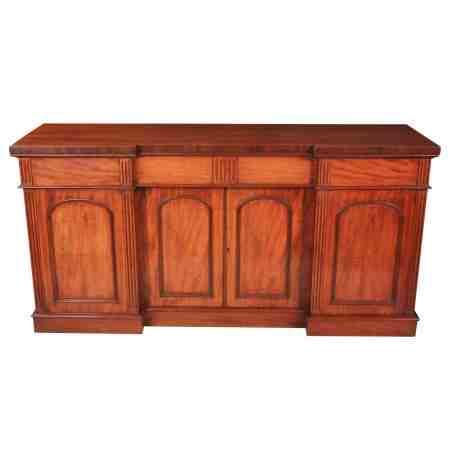 Large Mahogany Dining Room Sideboard