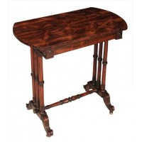 Stunning Rosewood William IV Side Table