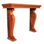 Pair of French Art Deco Console Tables