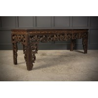 Large Chinese Serving Table