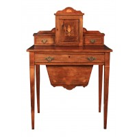 Edwardian Rosewood Ladies Work Table