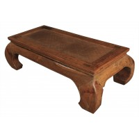 Very Large Chinese Elm Coffee Table