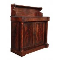 Mahogany Chiffonier Side Cabinet