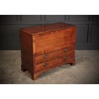 Georgian Mahogany Mule Chest