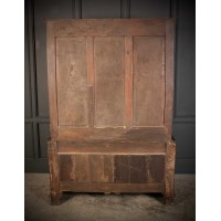 18th Century Oak Housekeepers Wardrobe