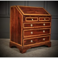 18th Century Rosewood Bureau