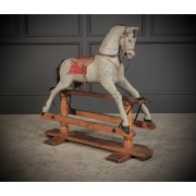 Victorian Painted Rocking Horse by Sports & Pastimes Ltd.