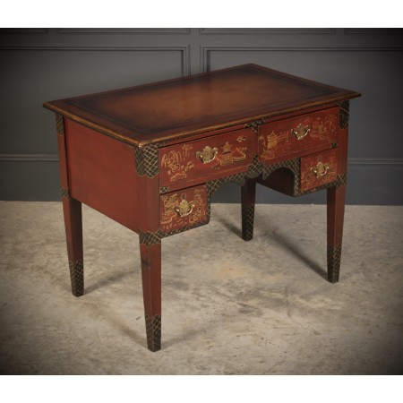 Chinoiserie Side Table