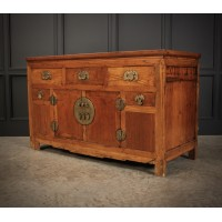 Chinese Elm Sideboard