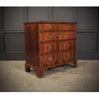 18th Century Queen Anne Walnut Chest of Drawers