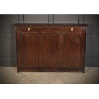 Oak Folio Cabinet