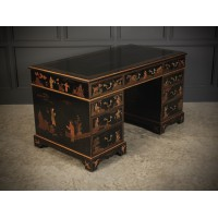 Chinoiserie Writing Desk