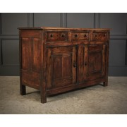 Early 18th Century Elm Sideboard
