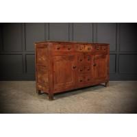 Rustic Pine Sideboard