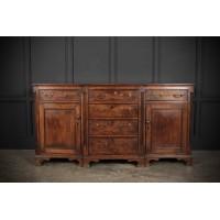 18th Century Solid Oak Sideboard