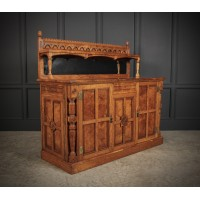 Pollard Oak Aesthetic Movement Sideboard