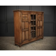 Ipswich Oak Bookcase