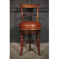 William IV Rosewood Musicians Chair