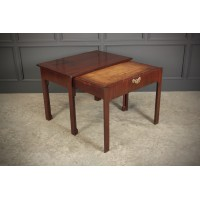 Rare Georgian Mahogany Architects Table