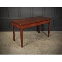 Rare Chippendale Period Mahogany Serving Table