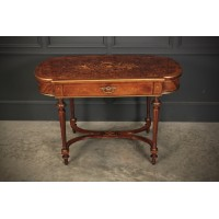 Beautiful Parquetry Inlaid Centre Table