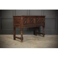 Jacobean Oak Sideboard