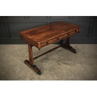 Rosewood Library Desk
