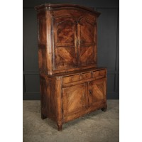 Large 18th Century Fruitwood Cabinet