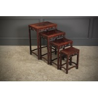 Chinese Nest of 4 Tables
