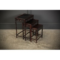 Chinese Nest of 3 Tables