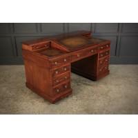 Mahogany Dickens Desk