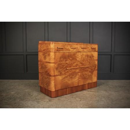 Art Deco Side Cabinet