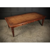 Very Large Victorian Multi-person Writing Table