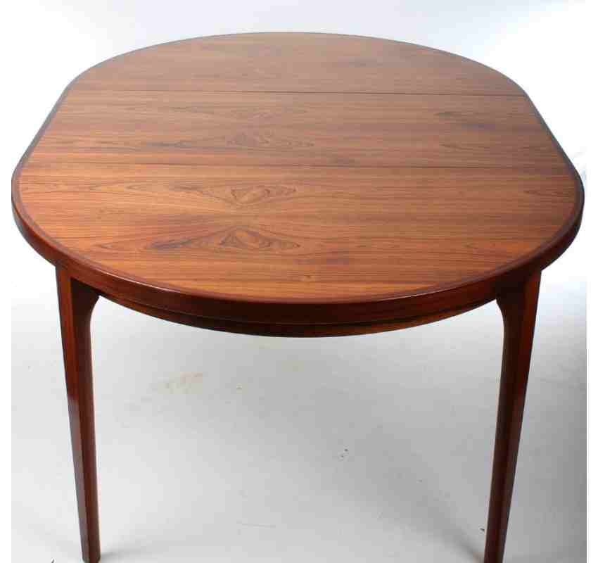round mahogany dining table lt antiques danish rosewood dining table
