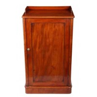 Victorian Mahogany Side Cupboard